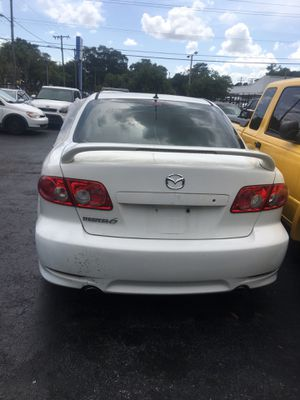 For parts only 2004 Mazda 6 for Sale in Tampa, FL