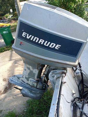 75 hp Evinrude for Sale in Cocoa, FL