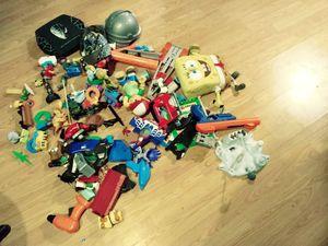Misc box full of boys toys for Sale in Abilene, TX