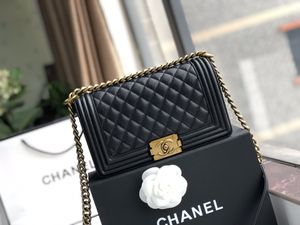 Le boy Chanel quilted bag 25 cm for Sale in Fort Lee, NJ