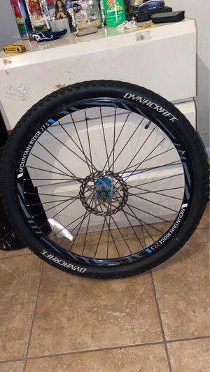 Mountain Bike Wheel for Sale in Cape Coral, FL