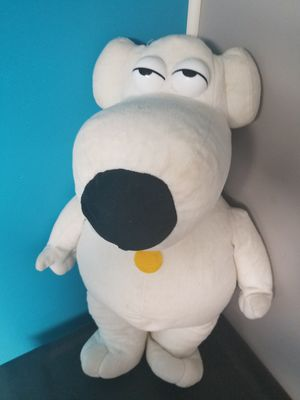 Family Guy Stuffed Animal Brian for Sale in Detroit, MI
