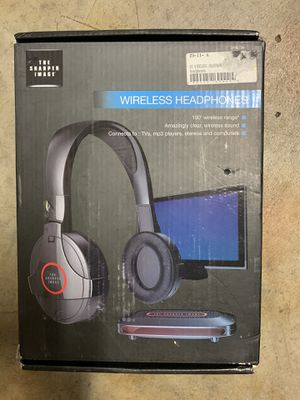 Sharper Image Wireless Headphones for Sale in Hayward, CA