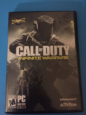 Call of duty infinite warfare for Sale in Gaithersburg, MD
