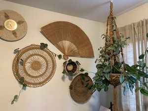 Large Boho Wall Decor Set for Sale in Issaquah, WA