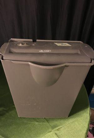 Paper shredder for Sale in Colton, CA