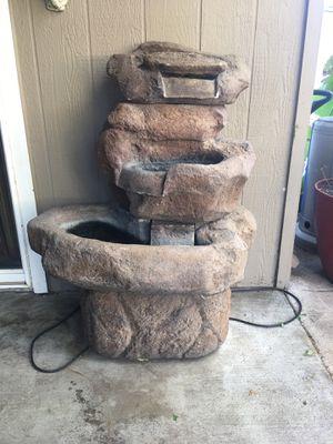 Water fountain for Sale in Stockton, CA