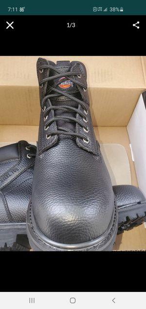 Steel toe work boots for Sale in Pompano Beach, FL