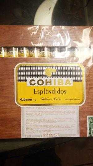 Cohiba new in box for Sale in Seattle, WA