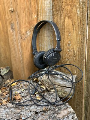 *Sony headphones* 'Dynamic Stereo Headphones MDR-V250' for Sale in Oregon City, OR