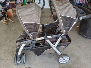 Chicco double stroller for Sale in Abilene, TX