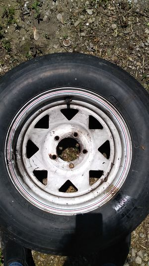 Trailer wheel for Sale in Columbus, OH