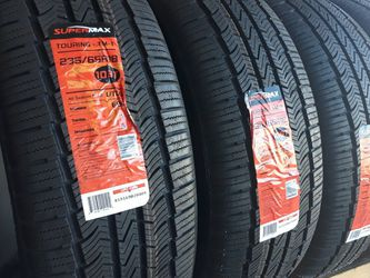 4 new tires! 235 65/18 for Sale in Orlando,  FL