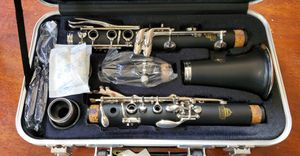 Jupiter student clarinet brand new with carrying case. for Sale in Riverside, CA