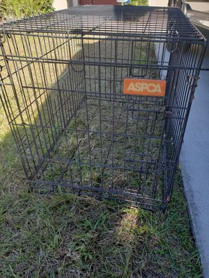 Dog Crate - Single door 30 in for Sale in Haines City, FL