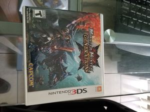 Game Nintendo 3ds Like new for Sale in Miami Gardens, FL