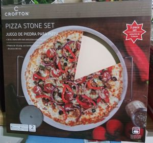 Crofton Pizza Stone Set for Sale in Washington, DC