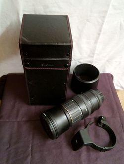 Sigma 135-400mm Zoom Lens for Nikon DSLR for Sale in Denver,  CO