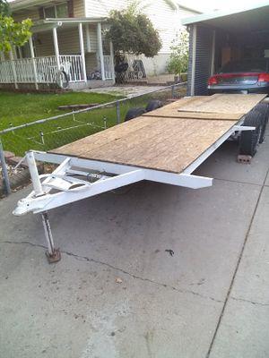 """UTILITY TRAILER 17'X7'1/2"""" for Sale in Salt Lake City, UT"""