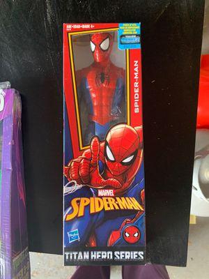 Spider man doll for Sale in Odessa, TX
