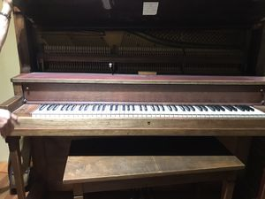 Wood piano for Sale in Kennewick, WA