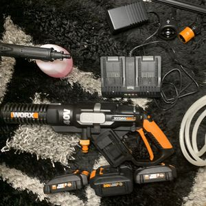 Worx Hydroshot Pressure Washer for Sale in Oxon Hill, MD