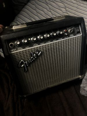 Fender Frontman Amp 15R for Sale in Antioch, CA