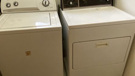 Whirlpool Washer / Kenmore Dryer for Sale in Seattle,  WA