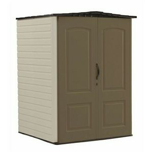 Rubbermaid 4.4x6.5x4.7ft D Medium Vertical Resin Shed for Sale in Las Vegas, NV