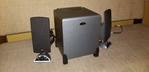 3-Speaker Audio System. for Sale in Upper Marlboro, MD
