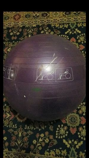 Yoga weighted ball for Sale in Houston, TX