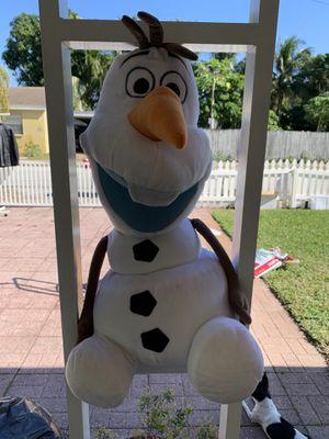 Olaf stuffed animal for Sale in Oakland Park, FL