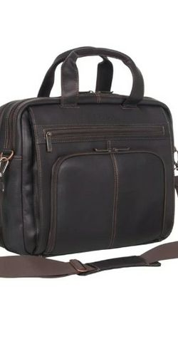 Kenneth Cole Reaction Leather Laptop Bag for Sale in Fort Wayne,  IN