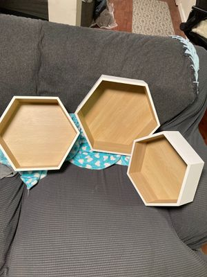 Hexagon shelves for Sale in Tacoma, WA