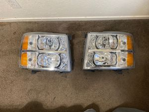 2013 Silverado Stock Headlights for Sale in Salinas, CA