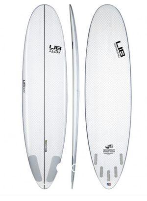 """Lib Tech Pickup Stick 7' 6"""" Surfboard w/ FCS Thruster Fins for Sale in Seattle, WA"""