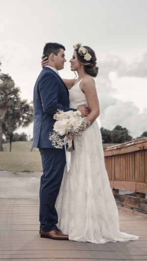 David's Bridal Wedding Dress for Sale in Tacoma, WA