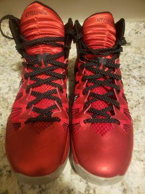 Nike Hyperdunk 2013 Size 11 (Metallic Red) for Sale in Fort Lauderdale, FL
