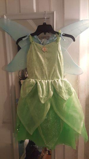 DISNEY Tinkerbell girls costume for Sale in Whittier, CA