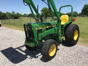 JOHN DEERE 750 20HP ***READ ABOUT THIS TRACTOR*** for Sale in Wylie, TX