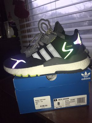 Adidas nite jogger for Sale in Elgin, IL