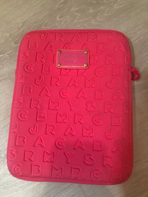 Marc by Marc Jacobs pink iPad / tablet case for Sale in Boston, MA