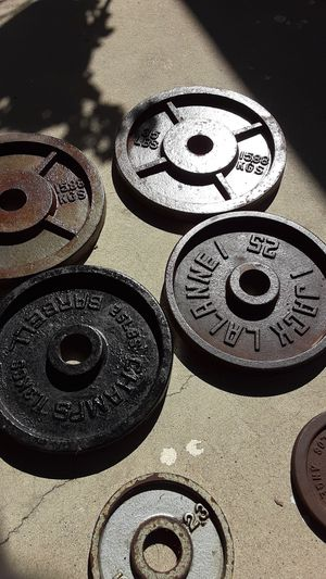 Olympic weights for Sale in Modesto, CA