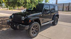 2014 Jeep Wrangler latitude edition for Sale in FERNANDINA, FL