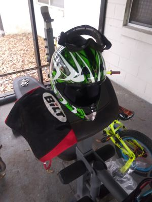 Dirt bike helmet for Sale in Jacksonville, FL
