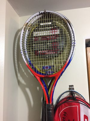Tennis Rackets for Sale in Naperville, IL
