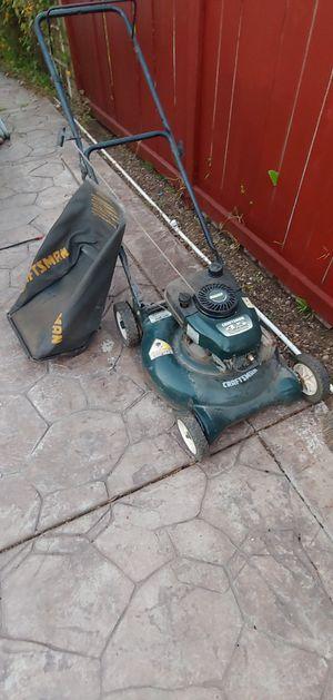 Craftsman lawn mower for Sale in San Diego, CA