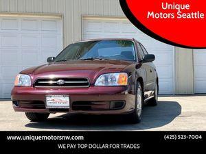 2000 Subaru Legacy Sedan for Sale in Bellevue, WA