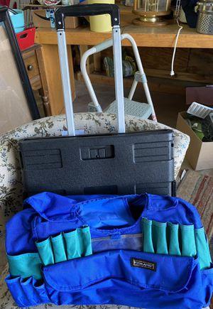 Fiskar's craft tote. for Sale in Tempe, AZ