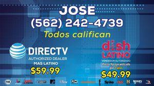 Directv/dish Latino for Sale in Whittier, CA